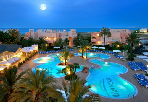 Oliva Nova Beach & Golf Resort, a resort of your dream