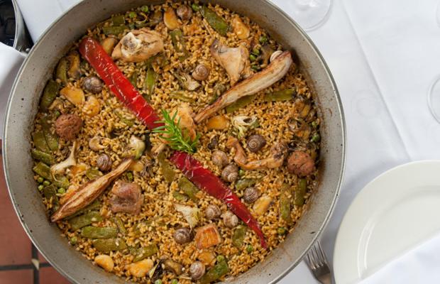 Casa Federico: los mejores restaurantes de Denia