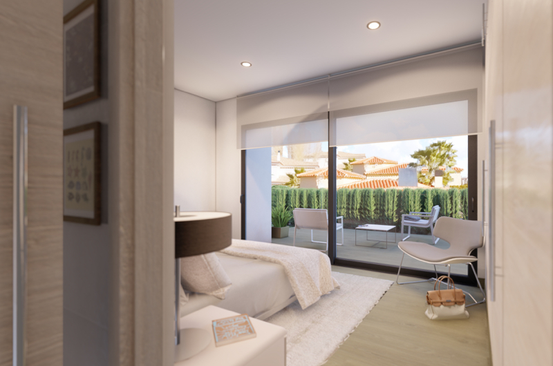 Luxury chalets on the Costa Blanca