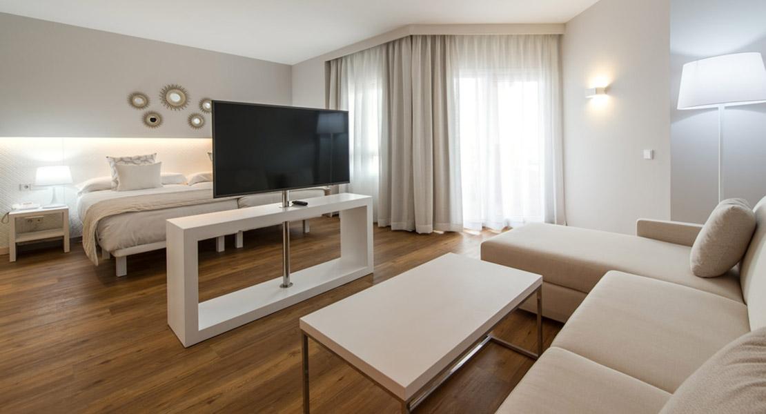 Habitaciones del Oliva Nova Beach & Golf Hotel