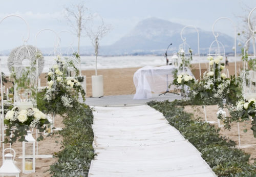 Exclusive Beach Wedding Venue