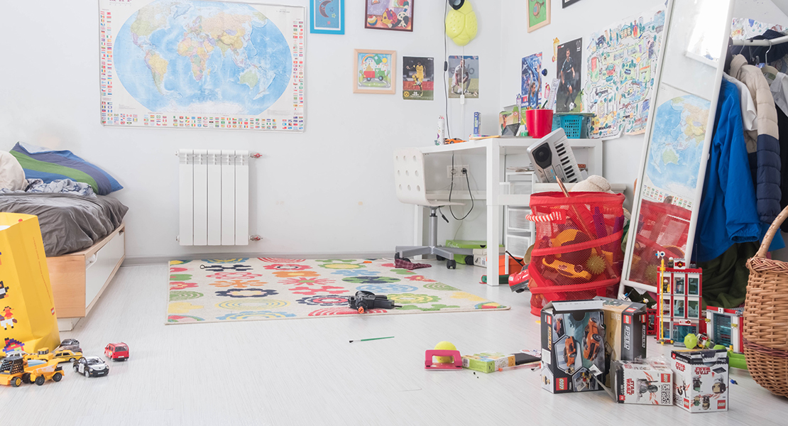 Decorar una habitación infantil | CHG