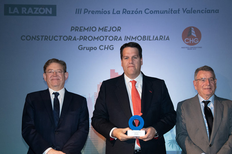 Third Edition of La Razón Comunitat Valenciana Awards