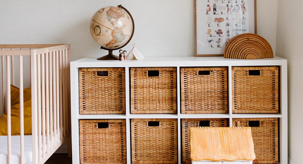 Cómo mantener la casa limpia y ordenada con facilidad