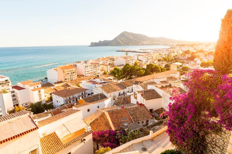 Mejores destinos Comunidad Valenciana: Altea