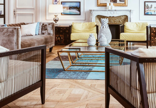 Tips for creating a living room like in a decor magazine