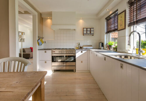 Ideas To Change Your Kitchen Without Spending Much