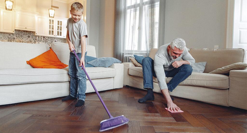 Cómo preparar la visita de futuros compradores en casa