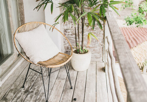 Ideas For Decorating The Terrace