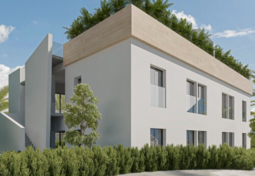 New projects on the Costa Blanca from CHG